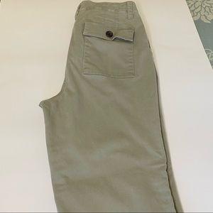 Vintage Talbots Stretch Petite Khaki Pants Sz 10P